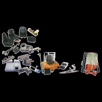 Chassis, stoelen & kappen