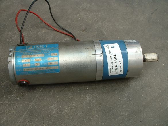 Onderdeel Elektromotor 48v   (ems  3c-4830312j)