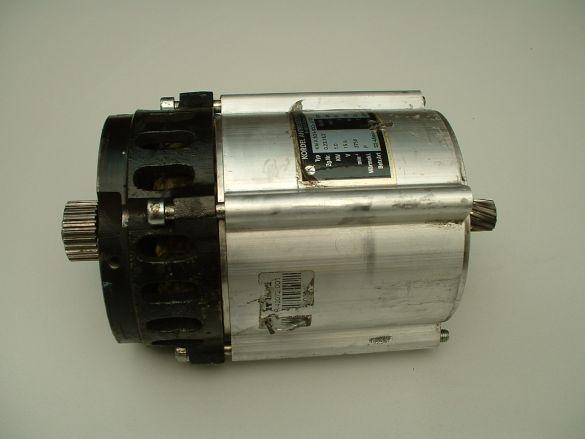 Onderdeel Rijmotor Ac   Kordel  24v