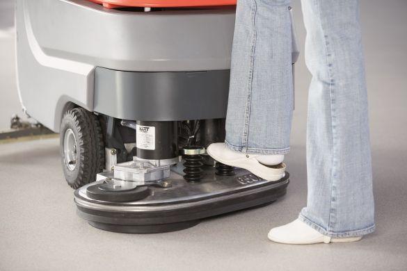 Reinigingsmachine Hako Scrubmaster