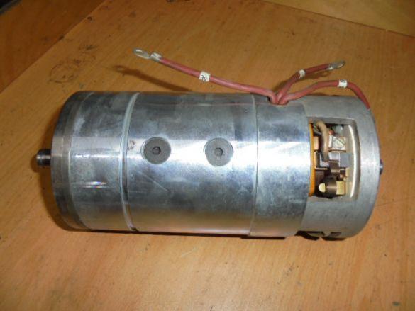 Onderdeel Rijmotor 750w  3 Kabels