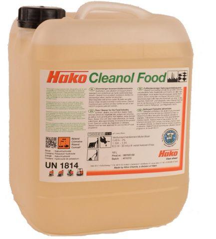 Hako Cleanol Food     kan à 10 liter