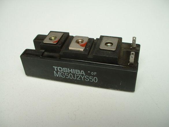 Onderdeel Transistor.   Toshiba Mg50j2ys50