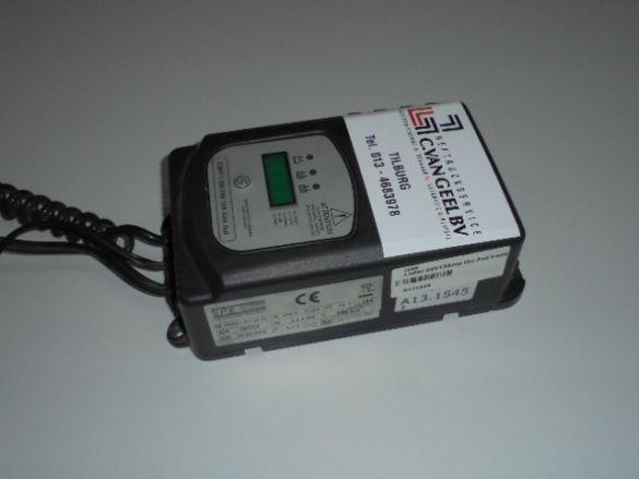 Onderdeel Lader 24v12amp Tbv Full Tractie Batterijen
