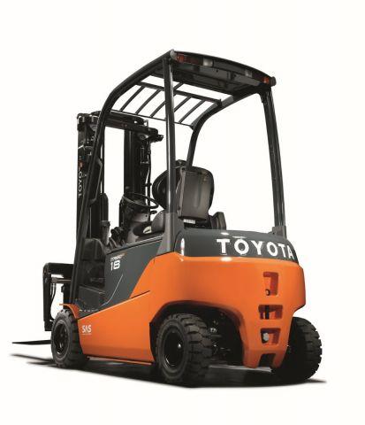 Vorkheftruck Toyota Traigo