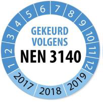 NEN 3140